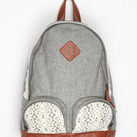 Kimchi Blue Overdyed Lace Backpack