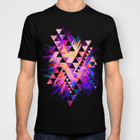 Native American Firebird T-shirt by Uprise Art & Design | Society6