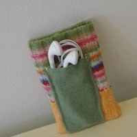 ipod cozy custom you choose color for this little by looploft