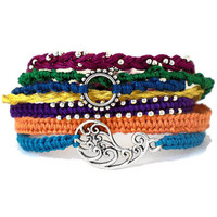 Festival of India Friendship Bracelets