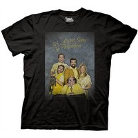 Its Always Sunny in Philadelphia Family Portrait Mens Tee (X-Large)