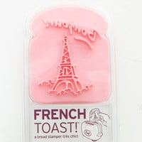 Bonjour! French Toast Stamper - Unique Vintage - Cocktail, Evening  Pinup Dresses