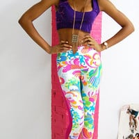 Splish Splash Leggings S M
