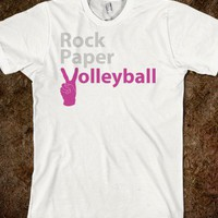 Rock Paper Volleyball