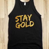 Stay Gold (Tank) - xpress