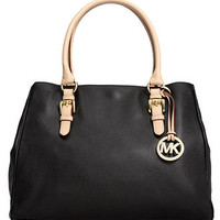 MICHAEL Michael Kors Handbag, Jet Set Medium Work Tote - Handbags - Handbags & Accessories - Macy's