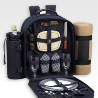 ideeli | PICNIC AT ASCOT Picnic Backpack with Blanket