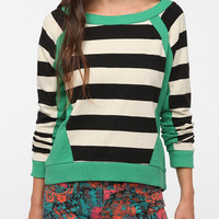 Cooperative Striped London Sweatshirt