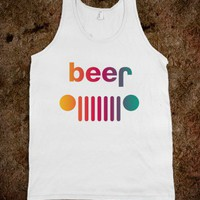JEEP BEER - ALY'S PRINTS