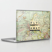 fly away Laptop &amp; iPad Skin by Sylvia Cook Photography | Society6