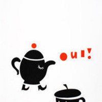 Lapin & Me — Oui Tea Towels
