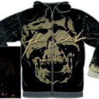 ROCKWORLDEAST - The Used, Hooded Sweatshirt, Halftone Full Print