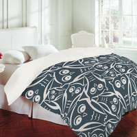 DENY Designs Home Accessories | Heather Dutton Night Owl Duvet Cover