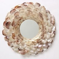 Venus Mirror - Anthropologie.com