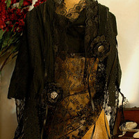 Ready to ship gothic/halloween/steampunk by BoundByObsession