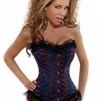 Personalize Tracery Stylish Corsets Wholesale : Wholesaleclothing4u.com