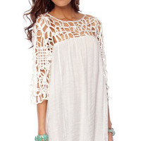See It Through Dress $21