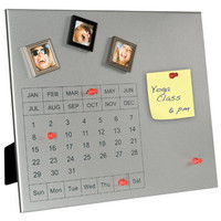 Magnetic Memo Board & Calendar - The Afternoon