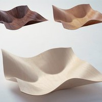 Tuisku Plywood Bowl - Wood Bowls