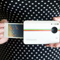 Guys - You make it rock! - Polaroid Z230 10MP Digital Instant Print Camera (White)