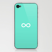 Infinity iPhone &amp; iPod Skin by Matthew DePalo | Society6