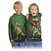 ThinkGeek :: Raptor Kids&#x27; Hoodie