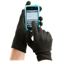 ThinkGeek :: Agloves Capacitive Touch Screen Gloves