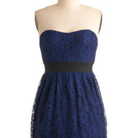 Blueberry Wine Dress | Mod Retro Vintage Dresses | ModCloth.com