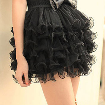girly skirt 0431