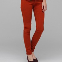 Rag and Bone Legging In Burnt Orange