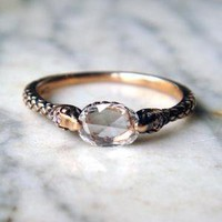 catbird::St. Kilda Jewelry::Rapture Ring -   catbird exclusive