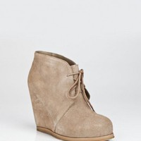 Pura Wedge Bootie - ShopSosie.com
