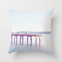 Ruston Way Throw Pillow by Beth Thompson | Society6