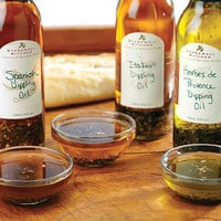 Our Dipping Oil Collection | Dressings & Oils | Stonewall Kitchen - Specialty Foods, Gifts, Gift Baskets, Kitchenware and Kitchen Accessories, Tableware, Home and Garden Décor and Accessories