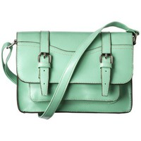 Mossimo Solid Satchel - Green