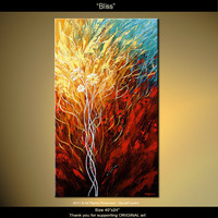 40 ORIGINAL abstract art modern paintings contemporary by osbox