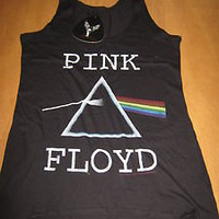 NEW AMPLIFIED PINK FLOYD VEST TOP SIZE MEDIUM