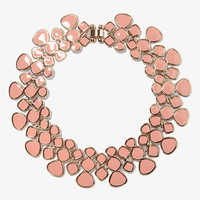 Lacquered Link Necklace