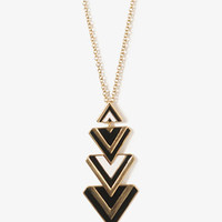 Arrowhead Chain Necklace