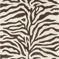 Dash and Albert Zebra Rug at Velocity Art And Design - Your home for modern furniture and accessories in Seattle and the US.