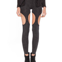 Garter Ponte Leggings - 2020AVE