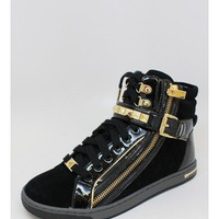Michael Kors Urban Studded High Top Sneaker