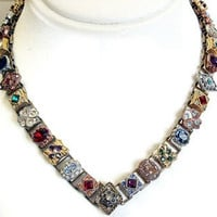 Sweet Romance Canterbury Necklace - The Afternoon