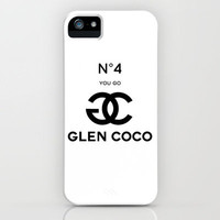 Glen Coco No. 4 iPhone Case by Rex Lambo | Society6