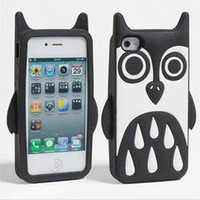 MARC BY MARC JACOBS &#x27;Javier the Owl&#x27; iPhone 4 &amp; 4S Case