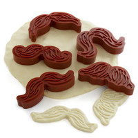 Wonder With a Whisker Cookie Cutter Set | Mod Retro Vintage Kitchen | ModCloth.com