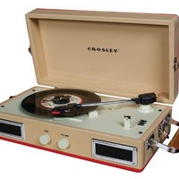 Crosley CR40-RE Mini Turntable (Red)