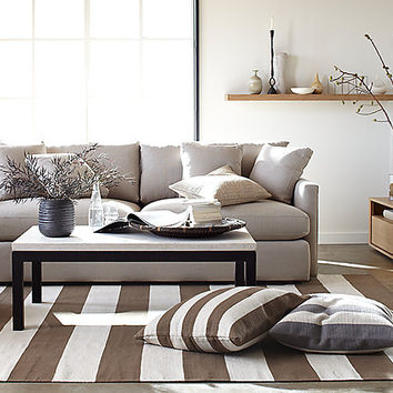 new traditions in living room crate and from crate and barrel
