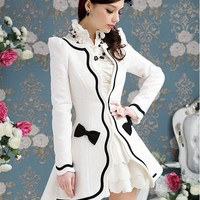 Spring long sleeve women&#x27;s jacket
