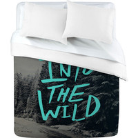 DENY Designs Home Accessories | Leah Flores Into The Wild 3 Duvet Cover